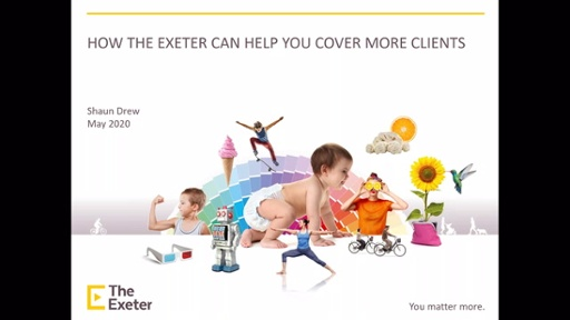 The Exeter - How The Exeter can help you cover more clients