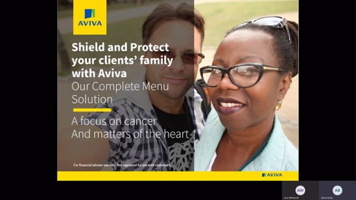 Aviva - Help shield you client from the financial effects of cancer