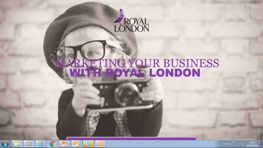 Royal London - Marketing your business with Royal London