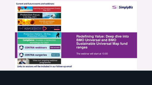 BMO Global Asset Management - Redefining value: Deep dive into BMO Universal and BMO Sustainable Universal Map fund ranges
