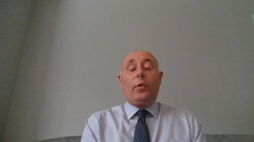Mark Greenwood - Update on Compliance service - 20 April 2020