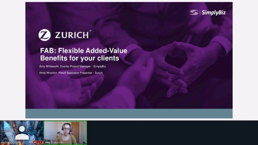 Zurich - FAB: Flexible Added-Value Benefits for your clients