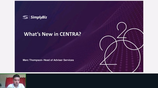 What's new at Centra?