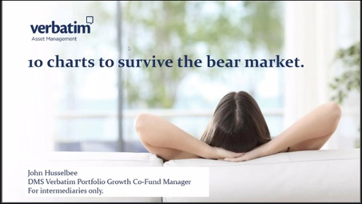 Verbatim Asset Management - 10 Charts To Survive The Bear Market - 7 April
