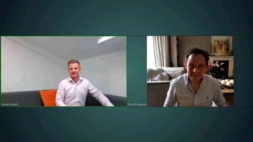 The Advice Show September 2020 - Advice Market 2020 & Beyond: David Ferguson, Nucleus CEO