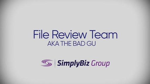 File reviews - how the bad guys are really the good guys